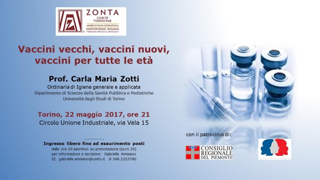 Serata Vaccinazioni